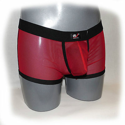 WJ - Pants Transparent Weiß Size M - extra heiß -  (559) 4