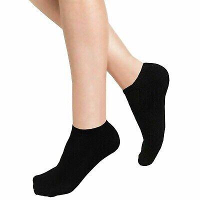 12 Pair Women Men No Show TRAINER SOCKS INVISIBLE Ankle Liner Cotton Sport Socks 2