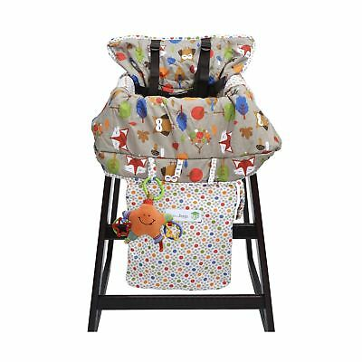 Fabulous Jeep 2 In 1 Shopping Cart Cover High Chair Cover High Chair Evergreenethics Interior Chair Design Evergreenethicsorg