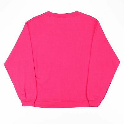 ARIZONA JEANS COMPANY  Pink 00s Crew Neck Sweatshirt Girls L 3