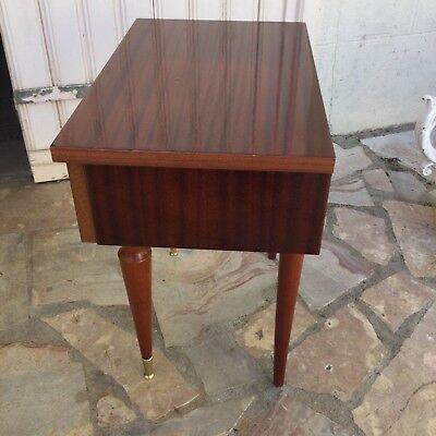 De 70 Design 60 Table Vintage Chevet Nuit Années Fu1l3TKcJ5
