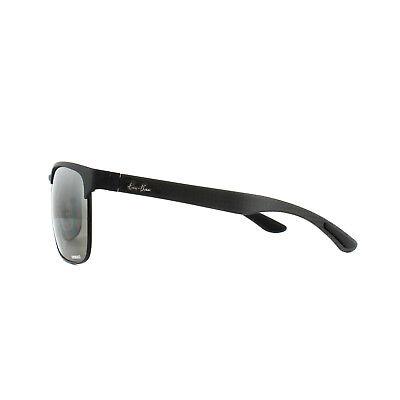 478b6eb8ad0a ... Ray-Ban Sunglasses RB8319CH 186/5J Black Silver Mirror Polarized  Chromance 3