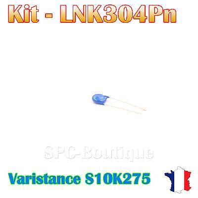 Kit Universel LNK304Pn / Carte L1790, L1373, L1782, L1799, L2158, L2524 11