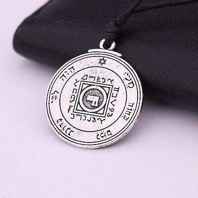 Ancient Amulet Key of Solomon Ultimate Love Pendant Gift Necklace for Women Men 3