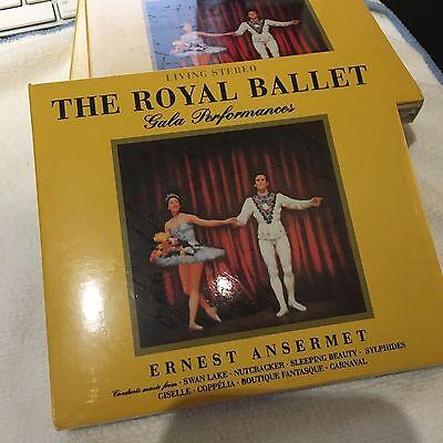 The Royal Ballet Gala Performances Ernest Asermet 2Cd, 24 Bit 3