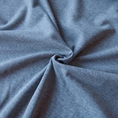 Jersey Stoff einfarbig | Uni Stoff | Top - Qualitäts - Baumwolljersey | Öko-Tex 9