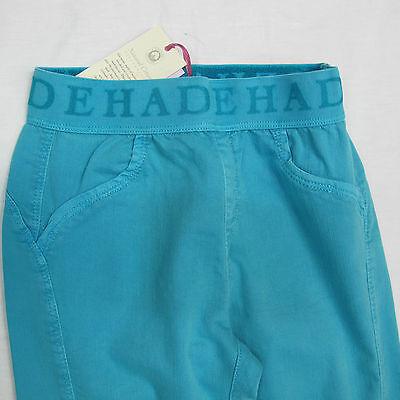 DEHA pantaloni/leggins bambina mod.F87397 col.TURCHESE tg.S estate 2014 4