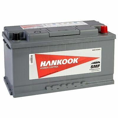 Hankook 60038 Batterie de Démarrage Pour Voiture 12V 100Ah - 354 x 174 x 190mm 2