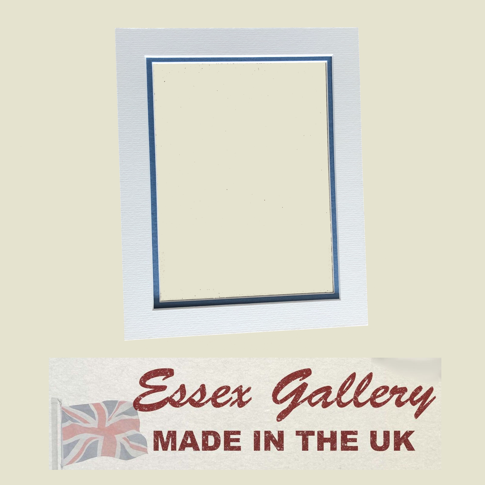 Bespoke Picture & Photo Frame Double Mounts - Cut to Any Size (Max Size 20x16) 4