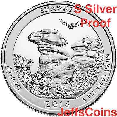 2016 S Theodore Roosevelt National Park 90% Silver Proof via U.S.Mint Set Teddy 5