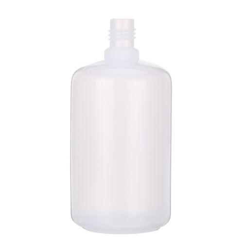 10Pcs 5-100ml Needle Tip Empty Plastic Squeezable Juice Liquid Dropper Bottles 4