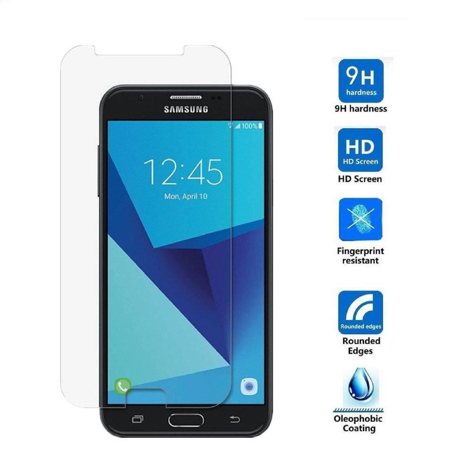 For Galaxy J7 2017 / J7 Perx / J7 V / J7 Sky Pro Tempered Glass Screen Protector