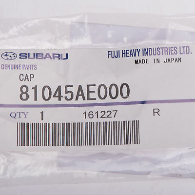 OEM 1999-2008 Subaru Alternator Wire Cap Impreza WRX STI Forester NEW 81045AE000