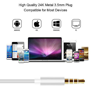 Gold Earbuds Headphones with Mic and Remote for iPhone 6s 6 6Plus 5s 5c 4s iPod 5