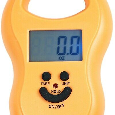 50Kg / 5g-10g Portable Digital Hanging / Fishing Scale with Lighted LCD Display 7