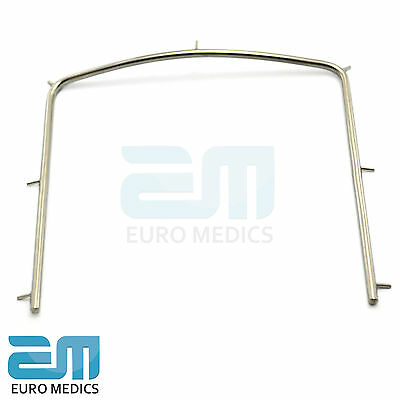 Dental Rubber Dam Frame Small Medium Large Endodontic Instruments Surgery Tools 4