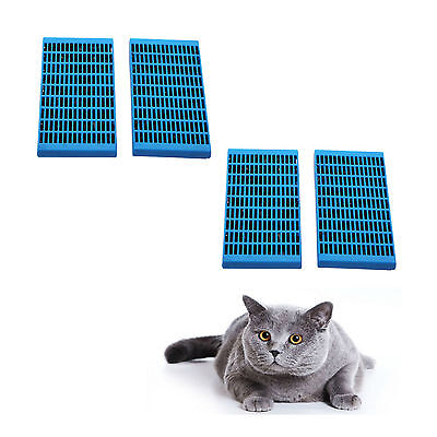 x4 4YourHome Water Purification Filter Cartridges to fit Cat Mate Fountains 335