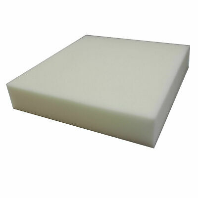 High Density Upholstery Seat Foam Cushion Replacement Per Sheet Standard Sizes 3