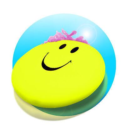 1x 6x Funny Faces Wutball Anti Stress Ball in verschiedenen Farben ca. 8 cm