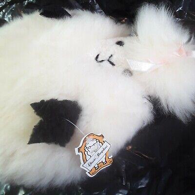 Sheepskin Lily Lamb Decorative Nursery Baby Throw PILLOW COVER New Zealand 2