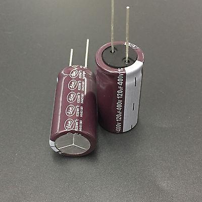 10pcs 53uF 450V LELON RPL10X50mm 450V53uF Pen type Electrolytic Capacitor