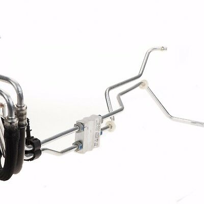 Auto Trans Oil Cooler Hose Assembly Dorman 624-588 fits 07-18 Jeep Wrangler