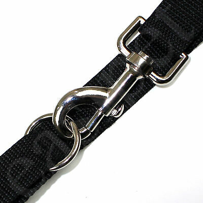 Dog Lead Police Style Leash Multi-Function Double Ended Obedience Training 6