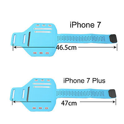 Sports Gym Running Slim Armband for Apple iPhone XS Max XR X 8 7 P Arm Band Case