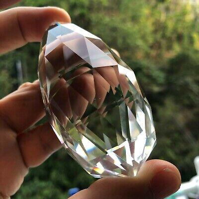 6pc 3.5 inch 89 mm Crystal Corn Prism Chandelier Hanging Pendant Suncatcher Gift 2