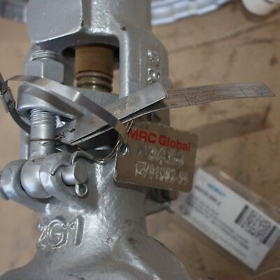 "NEWAY GATE VALVE LCC 2"" inch class 150 DN50 50mm WCB Manual 159H1 373R4 9"