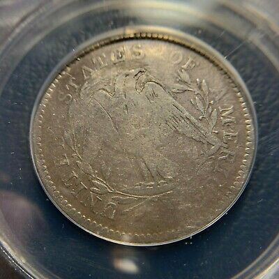 1794 Flowing Hair Half Dollar O-110 ANACS G4 Good 50c Rare Silver Type R7 4