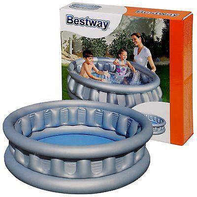 Bestway Kids Swimming Pool Children Water Paddling Activity Inflatable Fun Play 2