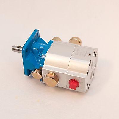 11 GPM Hydraulic Log Splitter Pump, 2 Stage Hi Lo Gear Pump, Logsplitter, NEW 11