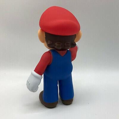 """Super Mario Bros. Odyssey  Action Figure Mario Toy Vinyl Plastic Doll 5"""" 2"""