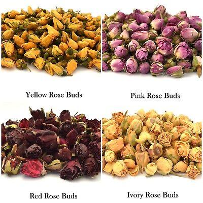 Dried Flowers & Petals 40+ Types Soap Candle Tea Making Craft Confetti Potpourri