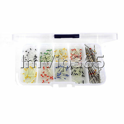 160 PCS Dental Glass Fiber Post Single Refilled Package & Free For 32 PCS Drills 4