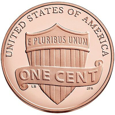 2019 S,P,D 1C Lincoln Proof Shield Cent Deep Cameo In stock 2