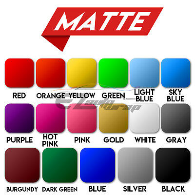 "Matte Heat Transfer Vinyl HTV Sheets T-Shirt 20"" Wide Roll Iron On / Heat Press 2"