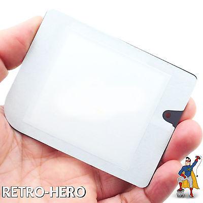 GameBoy Classic Display Scheibe Ersatz / Austausch Game Boy screen LCD Grau 2