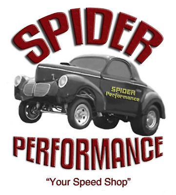 """1953-1954 Chevy Bel Air 150 210 steering wheel BOWTIE 13 3/4"""" BLACK SPOKE 8"""