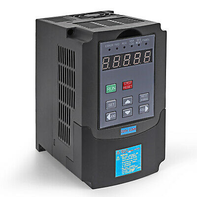 Top 220V 2.2Kw 3Hp Variable Frequency Drive Vfd Inverter Free Postage 4