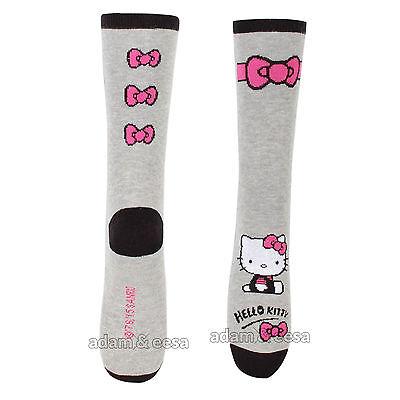 Ragazze Hello Kitty Caviglia Di Carattere Calze - Misura Opzioni Disponibili 5