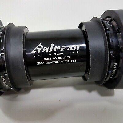 """Tripeak BB30//BB30A Ceramic """"Snug Fit"""" Bottom Bracket for 30mm Axle Crankset"""