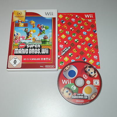 New Super Mario Bros. Wii Nintendo Wii 2