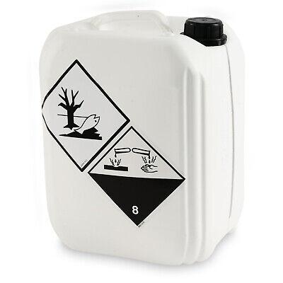 12,5 Kg Chlor 13% flüssig Aktivchlor stabilisiert anorganisch Pool Liquid 2