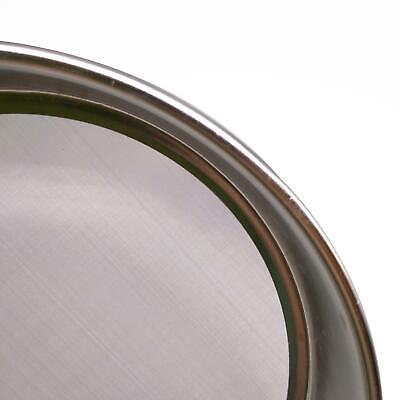 1pc 120 Mesh 0.125mm Aperture Lab Standard Test Sieve Stainless Steel Dia 200mm 4