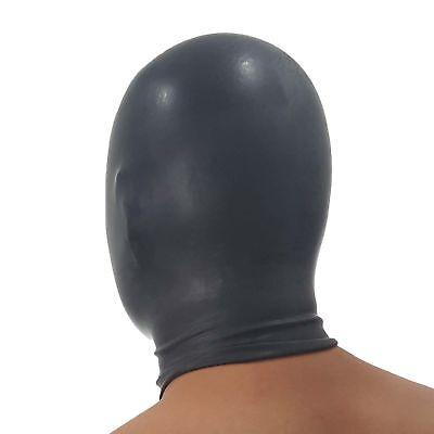 Anatomische Latex Maske aus Rubber, Einheitsgröße 6