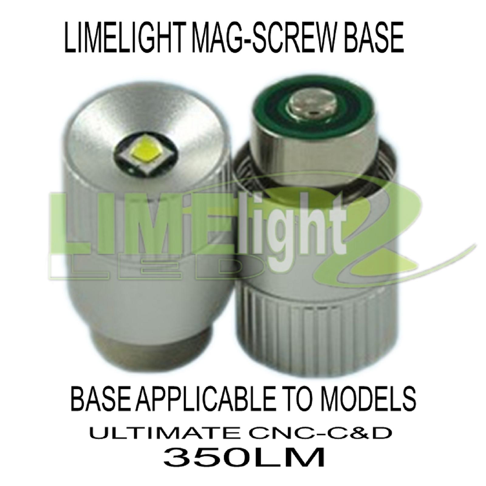 Maglite Led Upgrade Conversion Cree 1W-10W Bulb Globe Flashlight Torch 90-1100Lm 4
