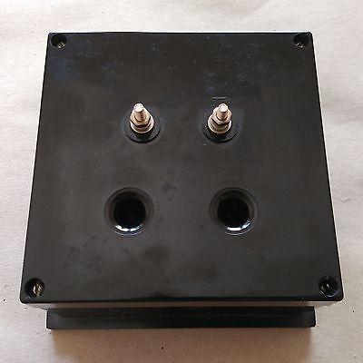 1.5 Accuracy DC Analog Volt Panel Meter M381 Voltmeter Gauge 120*120mm Any Range 4