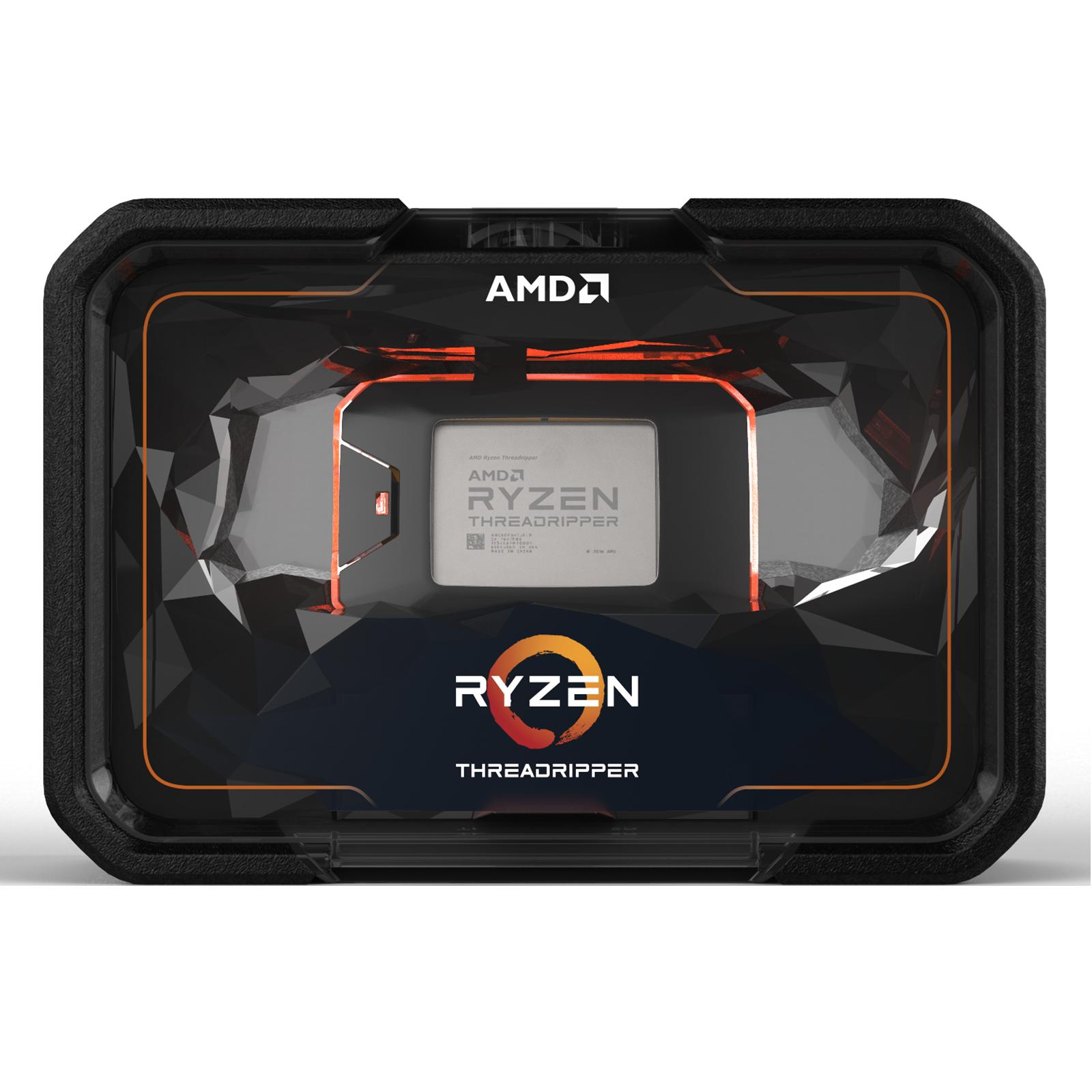 AMD Ryzen Threadripper 7 5 3 2700X 2700 2600X 2600 AM4 Processor PC CPU 5
